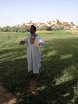 Бербер, живеещ в Тинджир