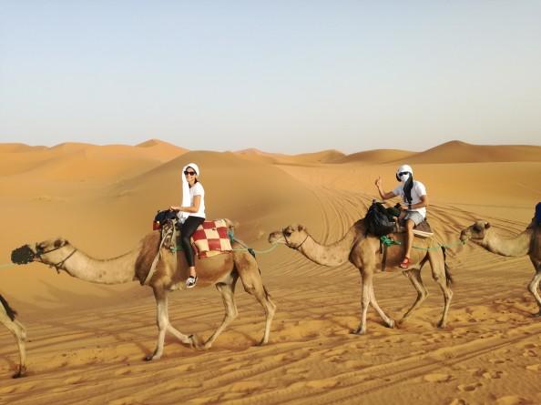 Пустинята Сахара