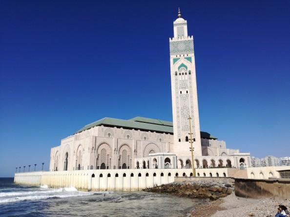 """Най-голяма джамия в света """"Хасан II"""""""