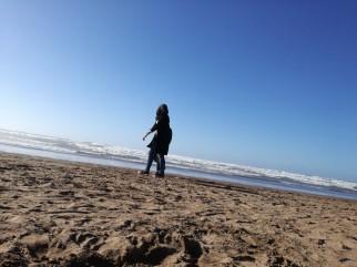 Плажът на Казабланка